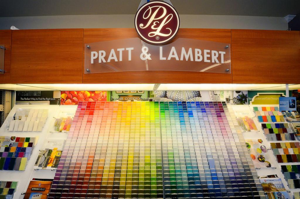 W D Pratt Lambert Paint Swatches 1024x680